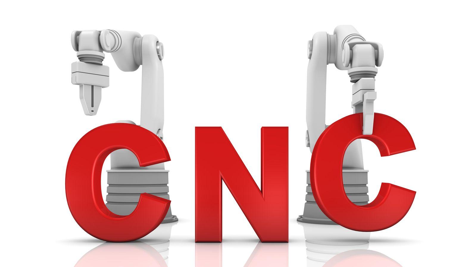 تعرف على انواع ماكينات CNC
